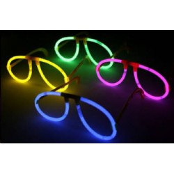 50 GAFAS LUMINOSA GLOW