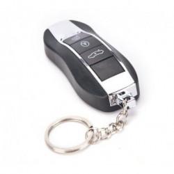 Broma descarga electrica llave mando coche calambre