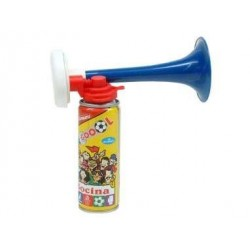 SPRAY BOCINA GAS PARA EVENTOS
