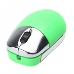 Broma raton de ordenador calambre descarga electrica