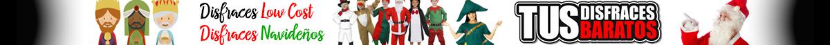 Disfraces baratos para Navidad