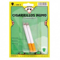 Cigarros de humo blister 2 unidades