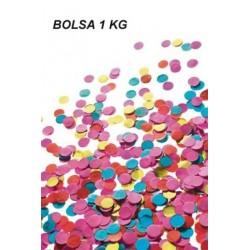 BOLSA CONFETTI 1 KG